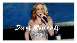 Mariah Carey - My All ( Rainbow Tour London ) Rare