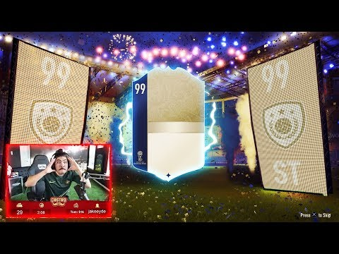 I PACKED A PRIME ICON IN A FREE PACK OMFG FIFA 18 WORLD CUP