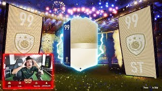 I PACKED A PRIME ICON IN A FREE PACK!! OMFG!! FIFA 18 WORLD CUP