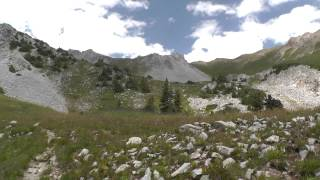 Marble, Colorado Hiking-Part 2: Mount Daly to Lost Trail Creek