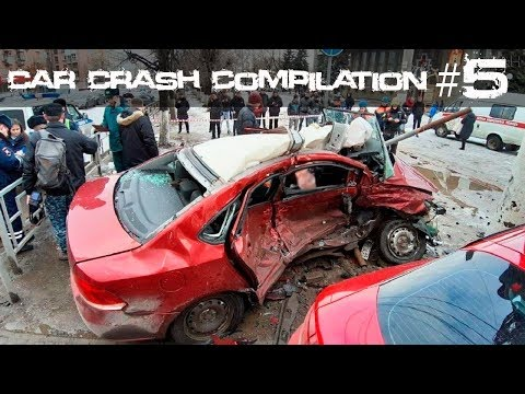 Russian Car Crash Compilation Of Road Accidents #5 March 2020