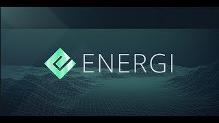 Energi Project Overview | Top Altcoin for 2019 | Solution to Bitcoin's Problem