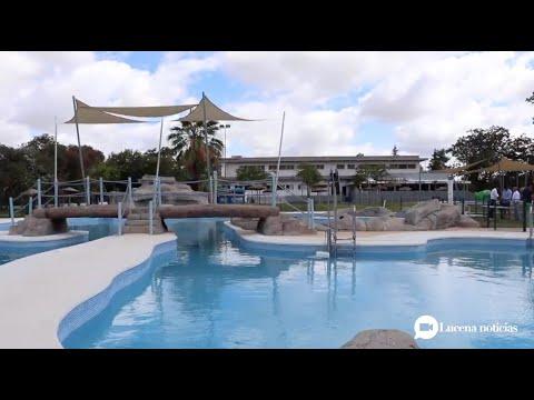 VÍDEO: El ayuntamiento espera anunciar la próxima semana si se abren las piscinas. Declaraciones de Alberto Lora