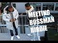 I MET UK GRIME MC BOSSMAN BIRDIE | CLOTHING TALK
