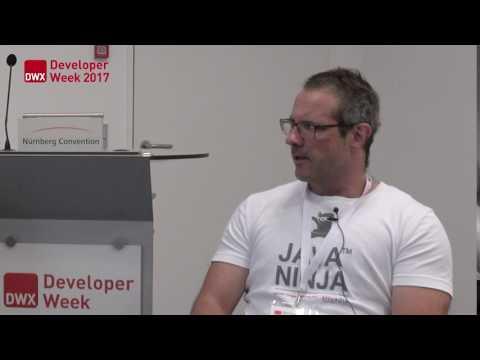 Developer Week 2017: Interview mit Anatole Tresch zu fabric8