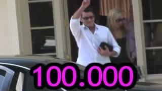 So viel Kohle verprasst Charlie Sheen für Drogen, Frauen und Autos