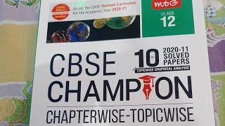 CBSE champion chapterwise - topicwise class 12 Physics GIVEAWAY BY Divyansh Gupta