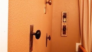 Episode 1: How To Make An Upcycled Coat Hook From An Old Door Knob