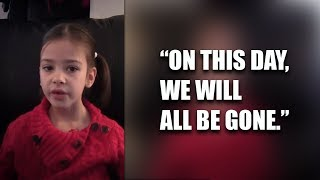 6 Scariest Predictions Said by Kids