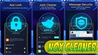 How To Use Nox Cleaner - Booster, Optimizer, Cache Cleaner On Your Android Devices EASY GUIDE screenshot 1