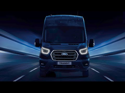 The New Ford Transit - Teaser