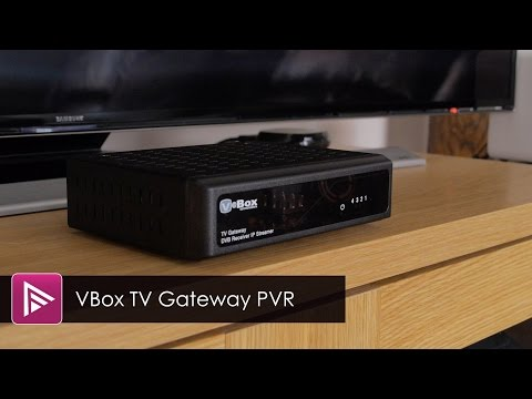 VBox Home TV Gateway PVR Review