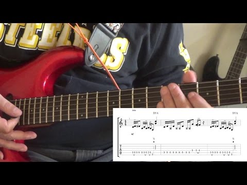 Blackberry Smoke - Holding all the roses - Guitar lesson with tabs Pt1