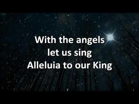 Silent Night - Instrumental with Lyrics (no vocals)