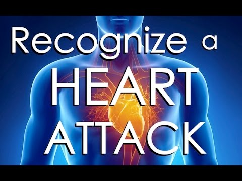 How to Recognize a Heart Attack BEFORE It Happens