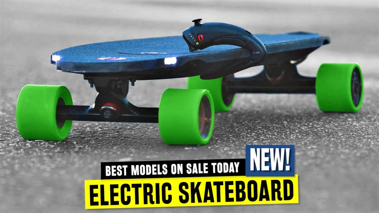 Best Electric Skateboard 2020.Top 10 Electric Skateboards Ranked By Range And Pricing In 2020