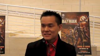 'Batman: Bad Blood' Premiere: Director Jay Oliva On Expanding The Bat Family And More!