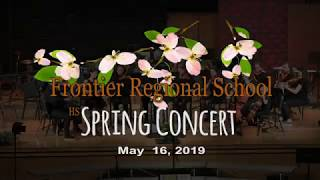 Frontier Regional School - High School Spring Concert
