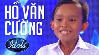 HỒ VĂN CƯỜNG   Vietnam Idols Kids 2016   THẦN TƯỢNG ÂM NHẠC NHÍ 2016