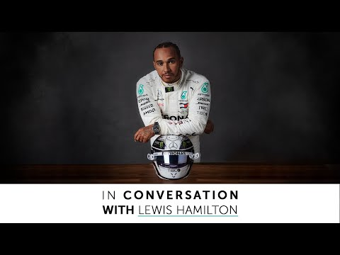 Catching Up with Lewis Hamilton: Positive Thinking, Keeping Healthy and More!