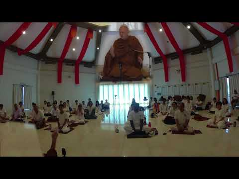 """""""Constantly planning – but forgetting to live"""" A talk by Ajahn Martin (5/05/18)a.m"""