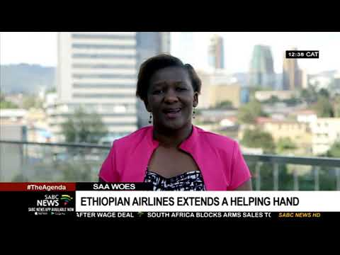 Ethiopian Airlines Open To Assisting South African Airlines