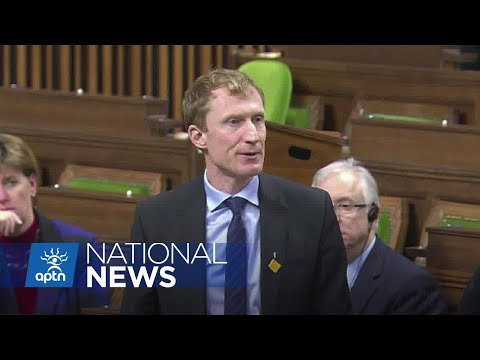 Indigenous Services Minister Marc Miller Shares Personal Story   APTN News