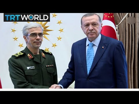 Iran-Turkey relations, US aid to Lebanon and Uganda refugee crisis