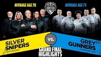 CS:GO - Silver Snipers vs. Grey Gunners [Dust2] - Grand Final Highlights - Senior World Cup