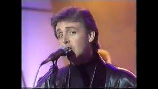 Paul McCartney : 3 songs on J. Ross show....
