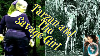 Tarzan and The Savage Girl Double Feature