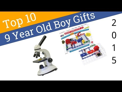 10 Best 8 Year Old Boy Gifts 2015 - YouTube