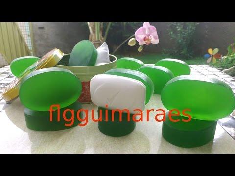Como Fazer Sabonete Caseiro Tipo Phebo Brasil