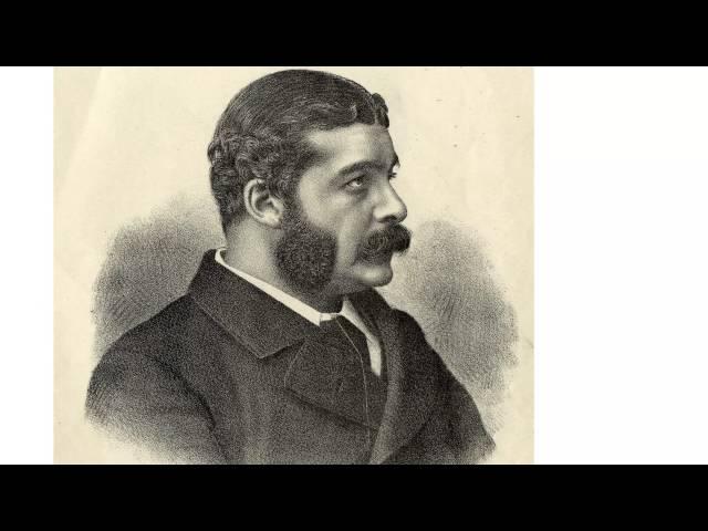 Famous Freemasons - Sir Arthur Sullivan