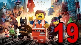 The LEGO Movie Videogame - Part 19 - Captured (Let's Play / Walkthrough / PS4 Gameplay)