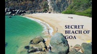 SECRET HIDDEN BEACH | BUTTERFLY BEACH AT GOA