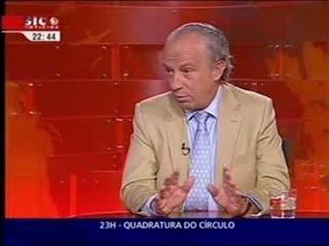 Santana Lopes versus José Mourinho versus SIC Notícias