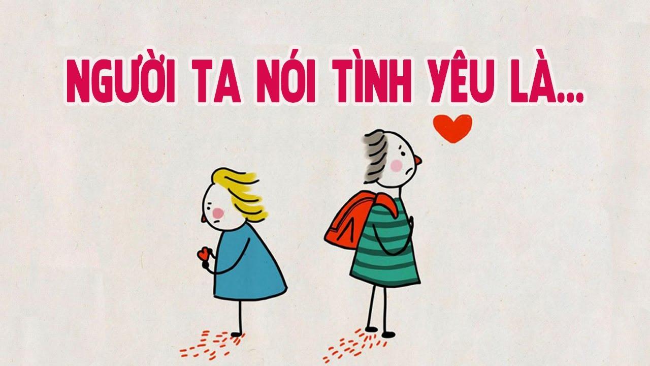 Bộ tranh về tình yêu thật thú vị và lãng mạn! | Blog HCD ✔