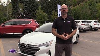 GLOBAL REVEAL! 2019 Hyundai Elantra: First Look — Cars.com