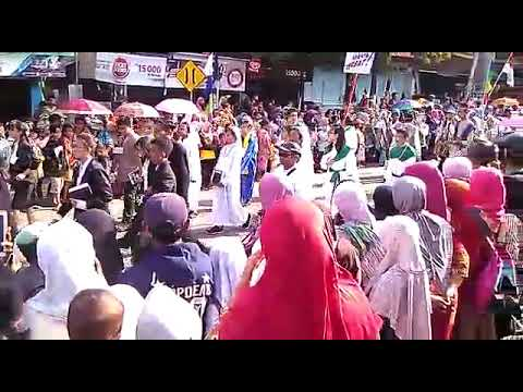 Amazing...... Carnival in Tegal INDONESIA 2017 PART 1