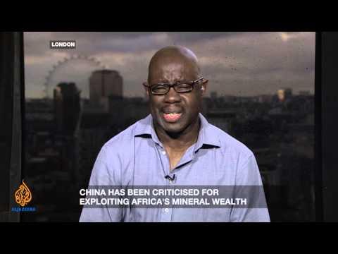 China motive in South Sudan?
