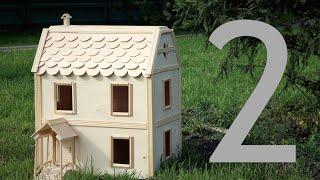 Как сделать кукольный домик/ How to make dollhouse . Часть 2(Подписывайтесь на новые видео! интернет-магазин http://www.livemaster.ru/unicornlion?view=profile группа вконтакте http://vk.com/the_vingert., 2014-09-13T14:49:04.000Z)