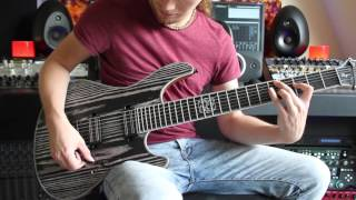 tesseract singularity play through by acle kahney using his mayones