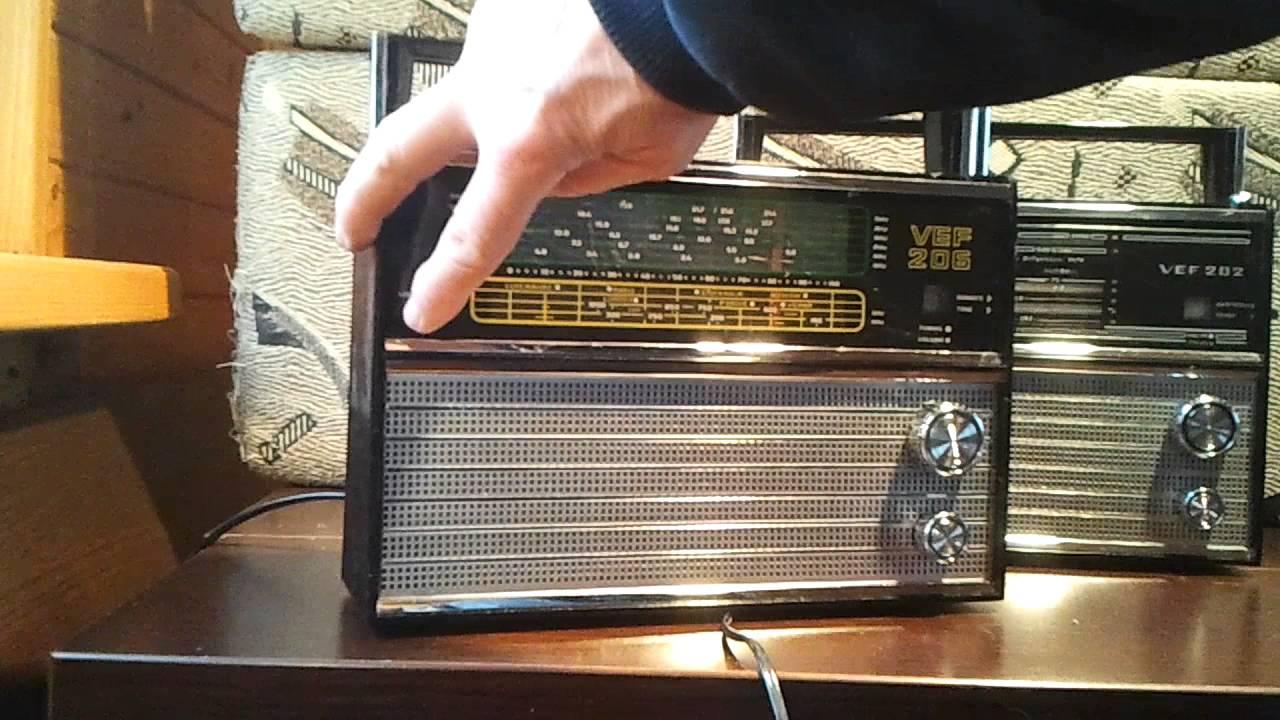 Портативный радиоприёмник