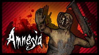 THE PENIS KEY? | Amnesia: Last Night Funny Moments #1