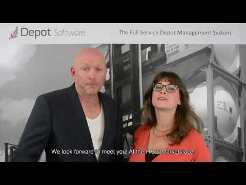 Get to know DEPOT Software at Transport Logistics 2017