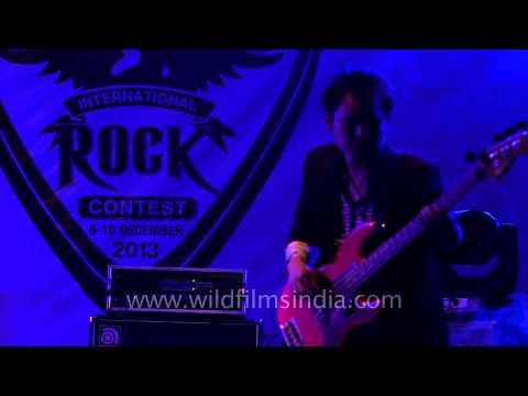 Rock karaoke by Yesterdrive New Delhi, in Nagaland