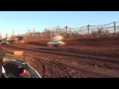 Susquehanna Speedway Park 410 and 358 Sprint Car Highlights