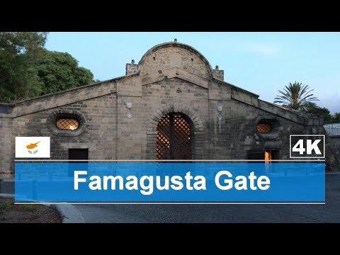Famagusta Gate, Nicosia Cyprus • Ворота Фамагусты, Никосии Кипр