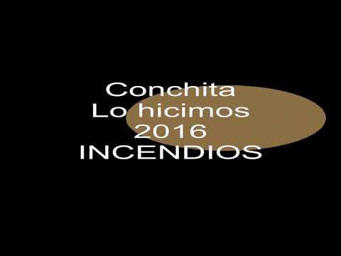 Conchita - Lo hicimos [Incendios]